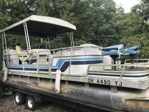 Pontoon boat Harris 240 for Sale in Blacklick, OH