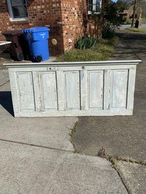 1896 door headboard for Sale in Chesapeake, VA