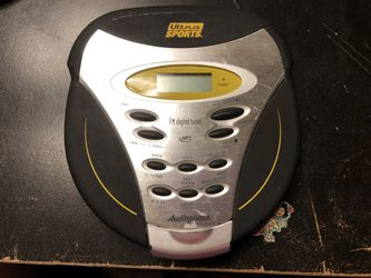 Ultra sports CD player for Sale in North Las Vegas,  NV