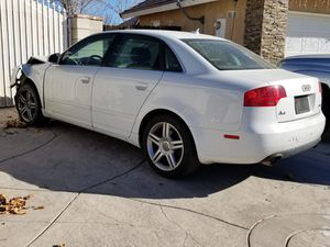 Parting out 2007 Audi A4 for Sale in Apple Valley, CA