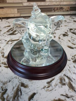 Disney Dumbo Crystal Figurine for Sale in Compton, CA