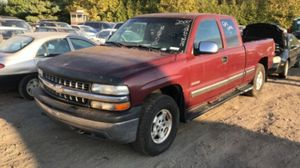2001 Chevy Silverado 1500 z71 200k miles runs and drives!!! for Sale in Temple Hills, MD