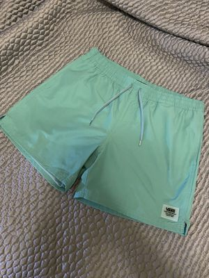 Vans Teal Volley Shorts Large for Sale in Austin, TX