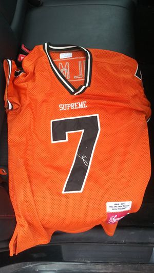 Supreme jersey for Sale in Oak Park, MI