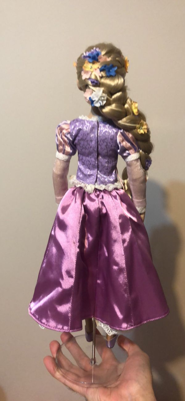 Rapunzel Tonner Braided