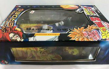 DRAGONBALL Z GT 'Unstoppable Heroes' Collection SUPER SAIYAN VEGETA New Vintage Toy Collectible