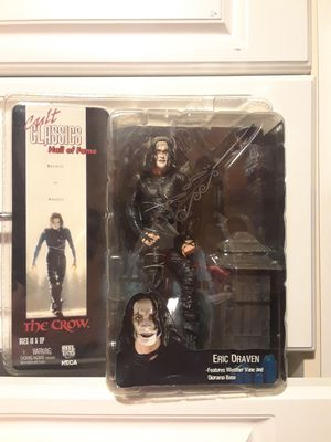 The Crow Action Figure for Sale in Marysville, WA