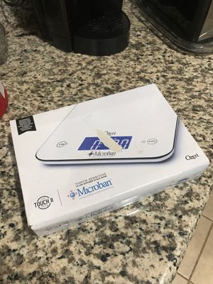 Kitchen scale. for Sale in Moreno Valley, CA