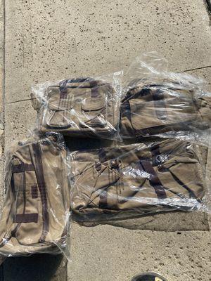 Bellarusso 4-piece travel bag set-New for Sale in Santee, CA