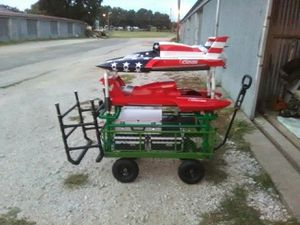 1/8 scale RC unlimited hydros for Sale in Arlington, TX