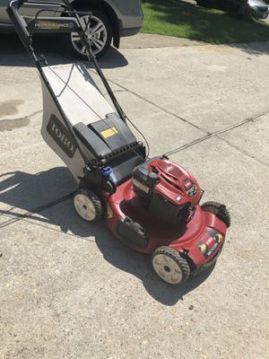 "toro self propelled 22"" 6.75 Hp for Sale in Virginia Beach, VA"
