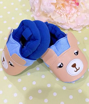 Baby Boy Soft Bear Shoes for Sale in Dunnellon, FL