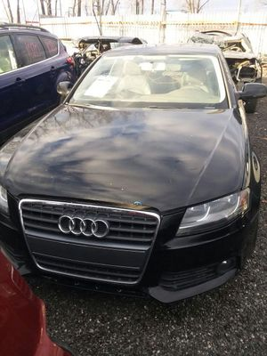 Parting out a 2010 Audi A4 for Sale in Detroit, MI