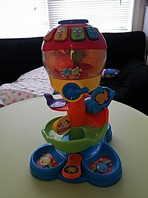 Vtech spin & learn Ball tower for Sale in Rockville, MD