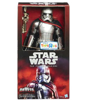 """Toys R Us 12""""inch Captain Phasma Figure Doll Star Wars Force Awakens TRU Exclusive for Sale in San Diego, CA"""