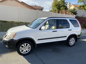 2006 Honda CR-V just smoged runs excellent like new for Sale in CA, US