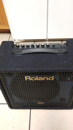 ROLAND KEYBOARD AMP for Sale in Phoenix, AZ