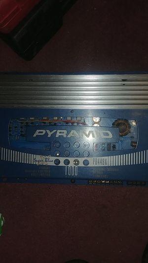 1000 watt amplifier for Sale in Portland, OR