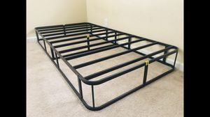 New Twin Size Metal Bed Frame for Sale in Fresno, CA