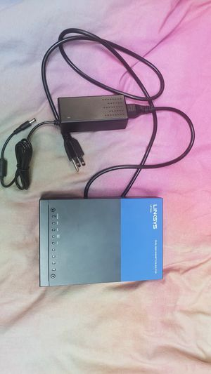 Linksys LRT224 VPN router for Sale in Indianapolis, IN