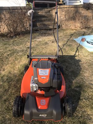 Lawn Mower - 99% New for Sale in Lexington, MA