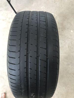Pirelli 255/40/19 tire for Sale in Palmetto Bay, FL