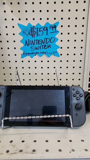 Nintendo Switch power cord only for Sale in Lewisville, TX