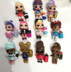 Lol dolls for Sale in Birmingham, IA