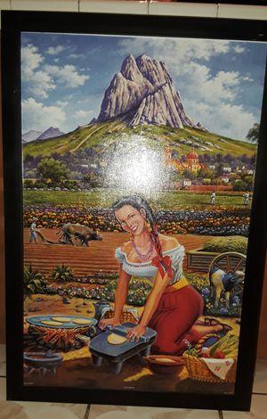 Cuadro Mexicano Rustico for Sale in Riverside, CA