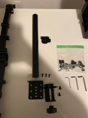Dual monitor stand for Sale in Grand Junction, CO