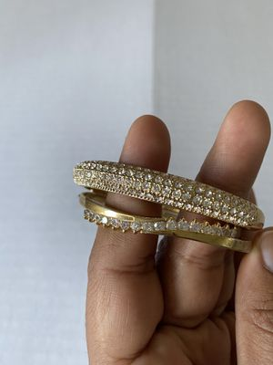 Macy's gold plated ,The limited and loft Bracelet for Sale in West McLean, VA