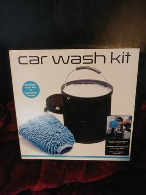 Car wash kit for Sale in Marysville, WA