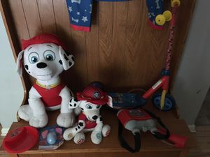 Paw Patrol Marshall lover for Sale in Riverdale, GA