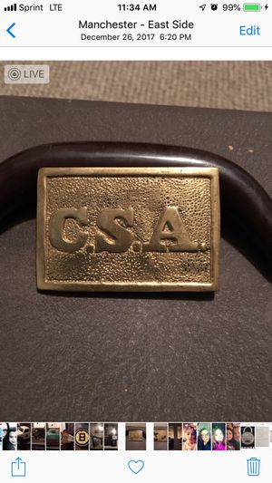Case strapped buckle for Sale in Manchester, CT