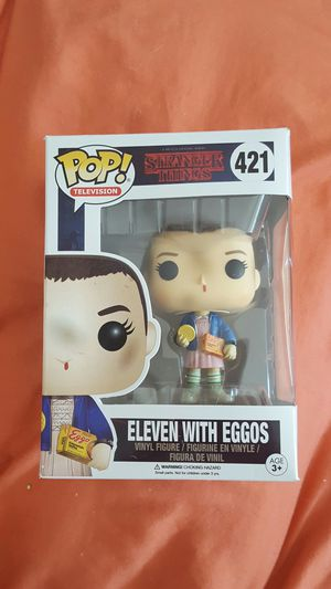 Stranger Things Action Figure for Sale in Tacoma, WA
