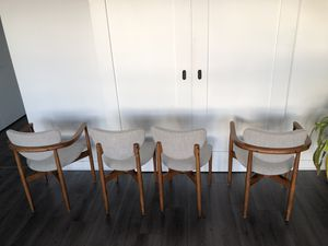 West Elm Dining Chairs for Sale in Washington, DC