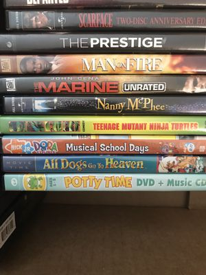 Huge DVD collection for Sale in York, PA