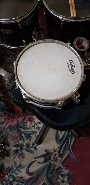 Pearl snare drum for Sale in Amarillo, TX