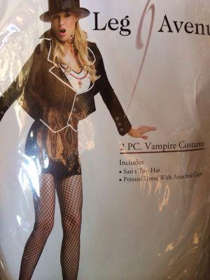 Vampire halloween costume for Sale in San Diego, CA