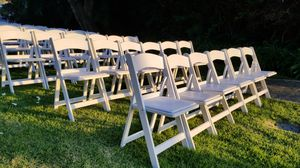 Resin Chairs for Sale in Riverside, CA