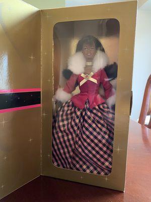 Barbie Winter Rhapsody African American Avon Special Edition for Sale in Lake Ridge, VA