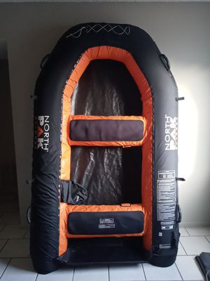 NORTH PAK INFLATABLE BOAT RAFT for Sale in Las Vegas, NV