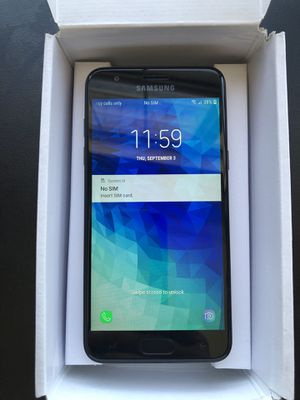Samsung Galaxy Amp Prime 3 Cricket phone for Sale in Thornton, CO