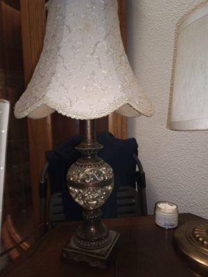 5 Assorted Antique lamps for Sale in Portland, OR