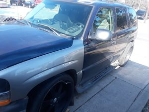04 chevy tahoe PART OUT for Sale in San Diego, CA