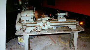 Lathe (metal) Montgomery Ward for Sale in Goddard, KS