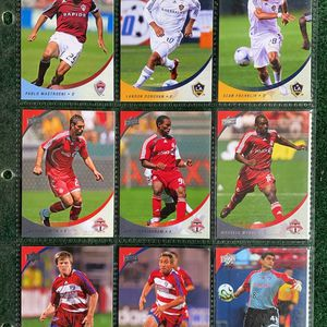 MLS Soccer / Football Cards for Sale in San Jose, CA