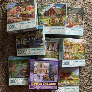 Puzzles for Sale in Kent, WA
