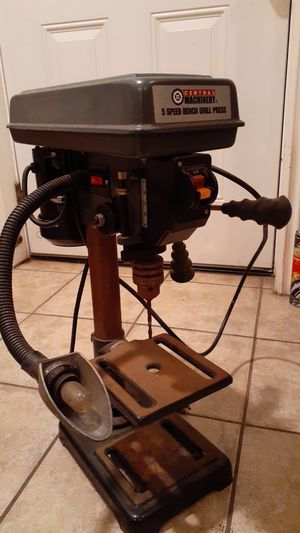 5 Speed Bench Drill Press for Sale in Los Angeles, CA