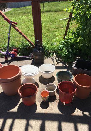 Flower Pots for Sale in Sterling Heights, MI